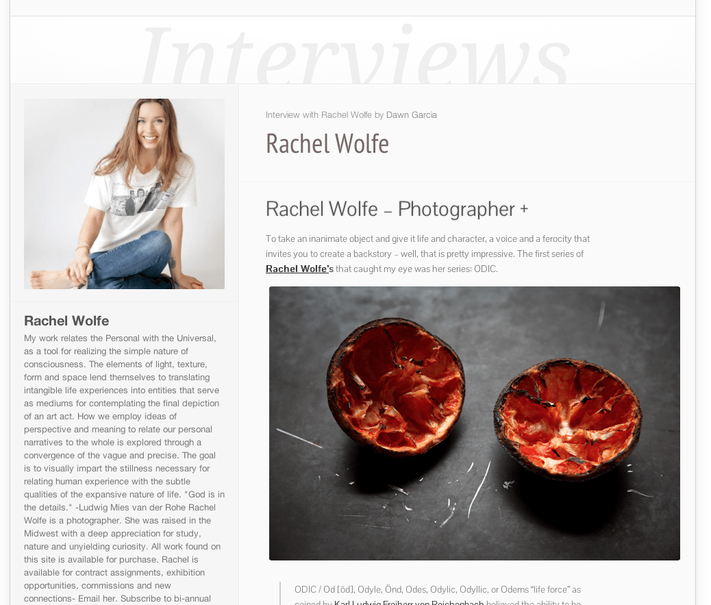 ATOD_rwolfe interview2013