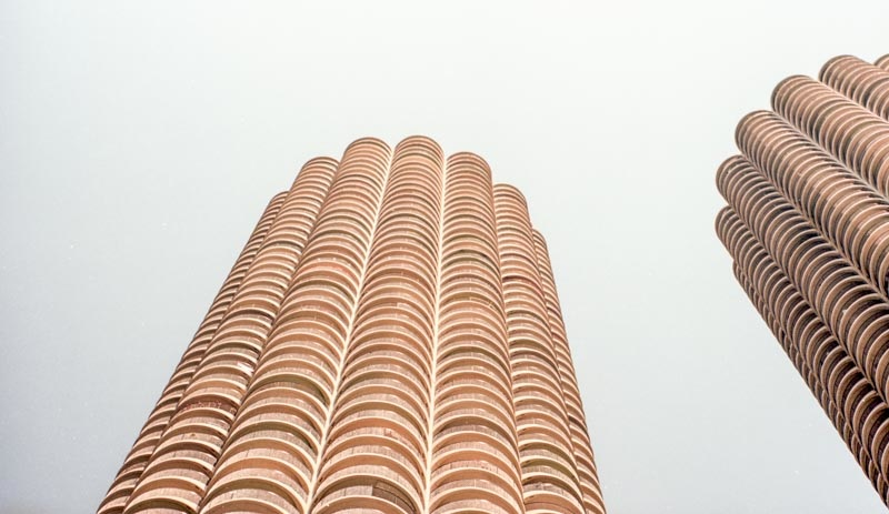 Marina Towers, 2010, Chicago