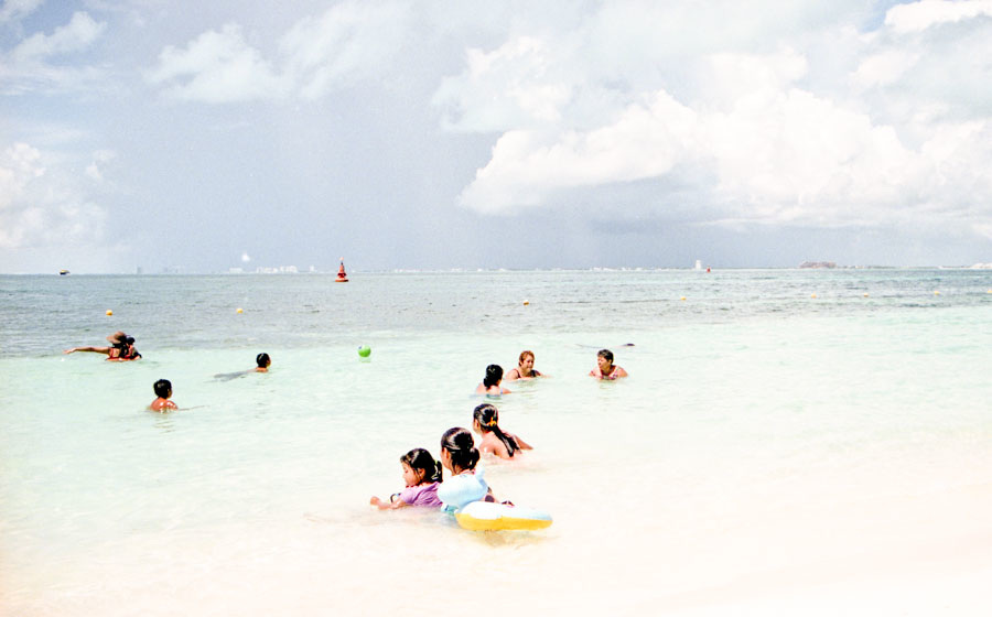 Cooling Off, Isla Mujerés, 2012