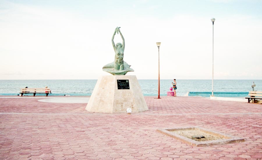 Woman of the Sea, Isla Mujerés, 2012