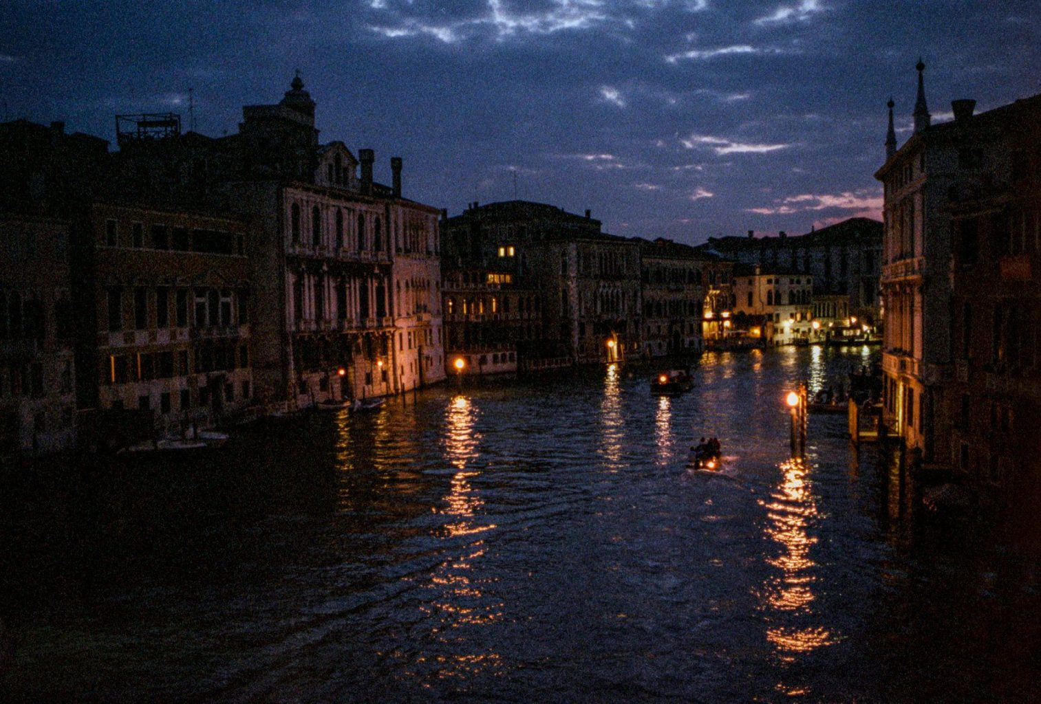 From Venezia with love.